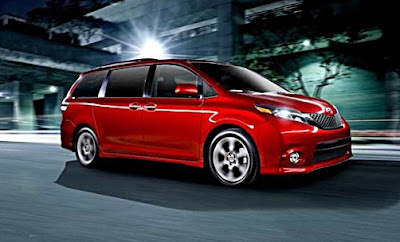 2018 Toyota Sienna Redesign and Rumors