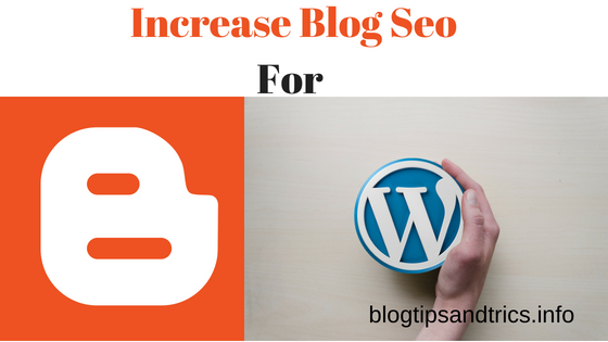The Ultimate Guide To Increase Blog Seo