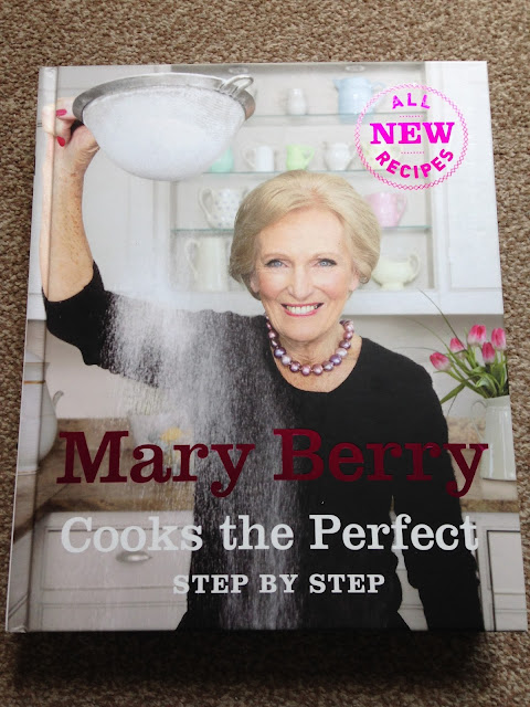 Mary Berry cookbook