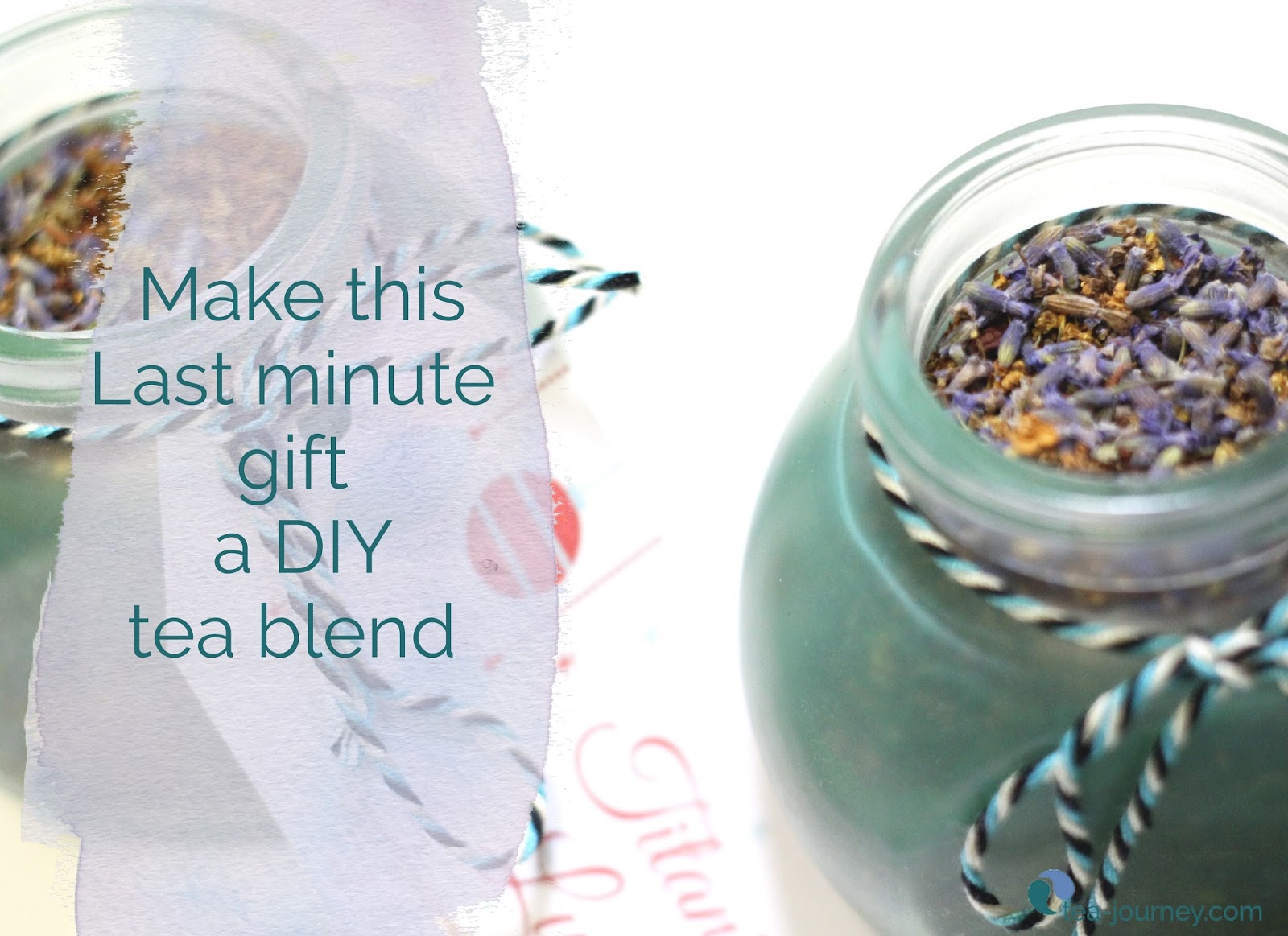 Need a last minute gift that will take no time at all? This DIY tea blend is sure to do the trick and it is full of love for your recipient. Give the gift of health from the heart.