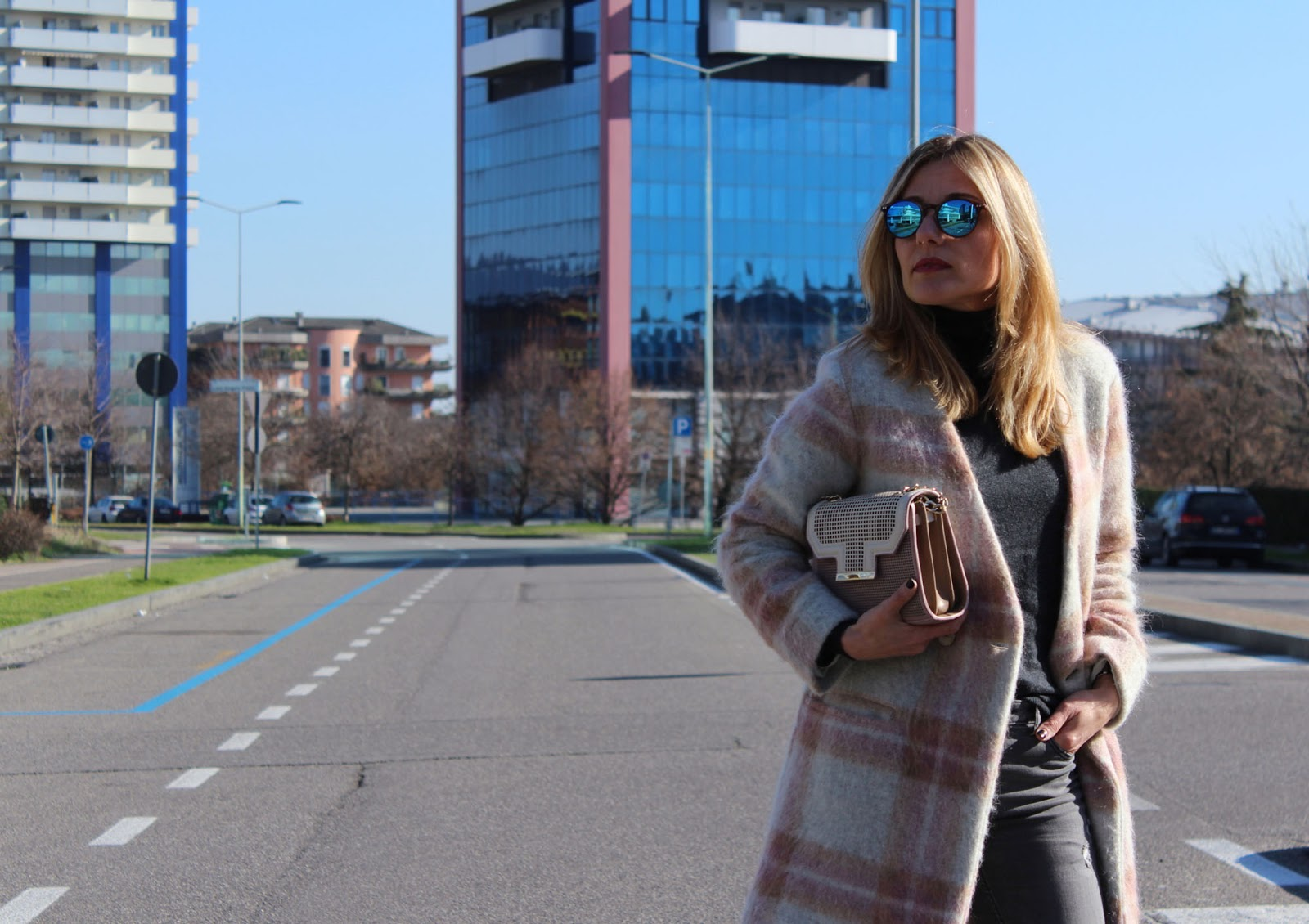 Eniwhere Fashion - grey coat