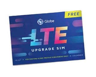 How to Check if your Globe / TM SIM Card is LTE Capable
