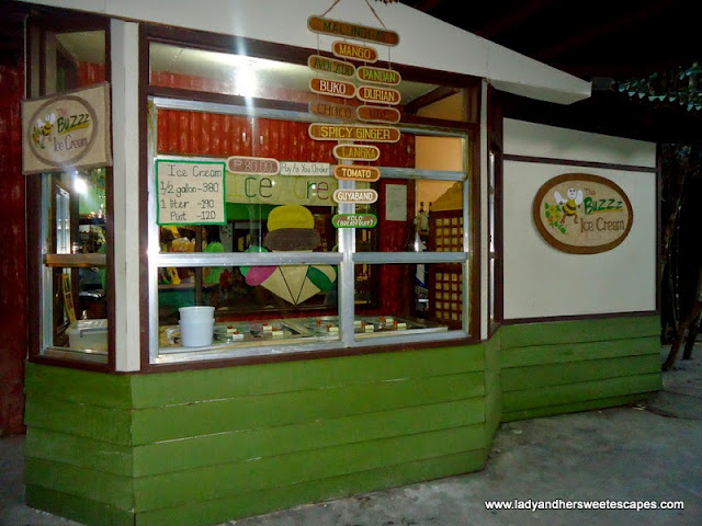Ice Cream at Bee Farm Panglao Bohol