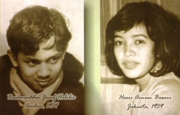 DATABASE FILM: HABIBIE & AINUN : Teladan Cinta Perjalanan