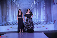Bhagyashree and Diana Hayden walks the ramp for Mumbai Obstetrics and Gynecological Society Annual Fashion Show 003.JPG