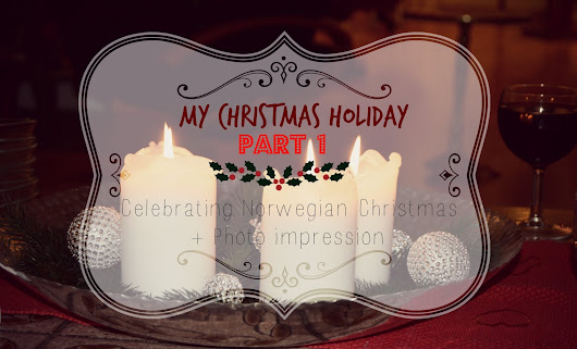 My Christmas Holiday || Part 1