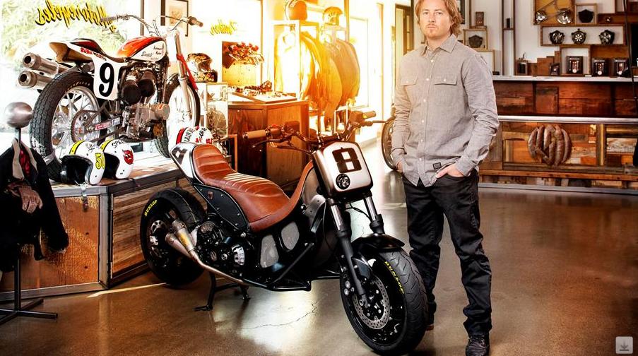 Yamaha TMAX 530cc | Hyper Modified | Roland Sands design