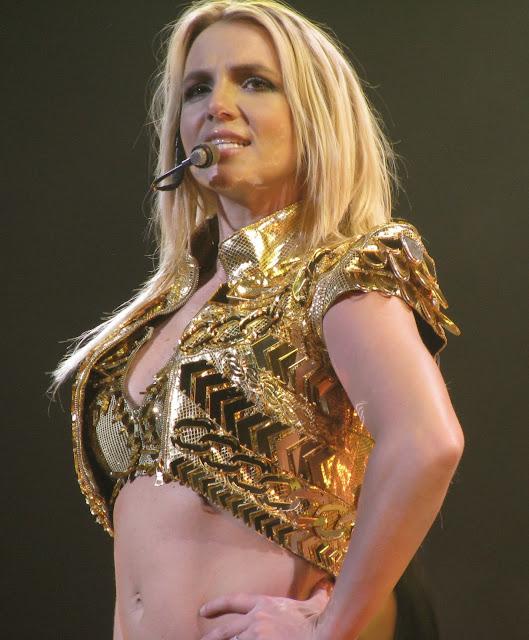 Britney spears work bitch uncensored version - 2 part 2