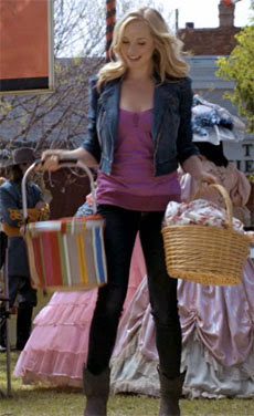 Style Diaries Goes To Caroline Forbes