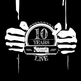 NORMA the band - 10 YEARS LIVE_front
