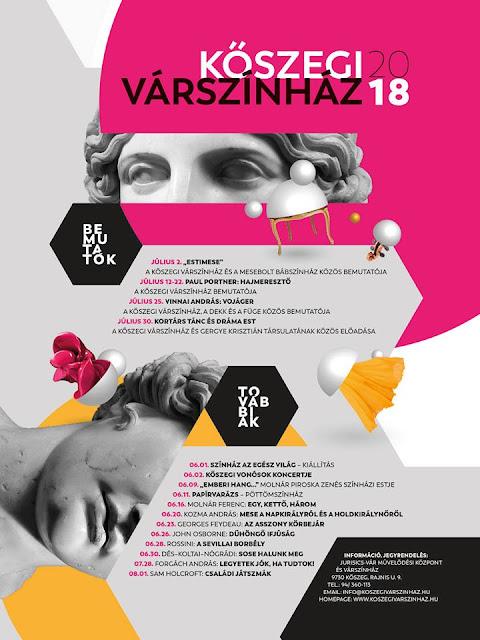 Kőszegi Várszínház 2018