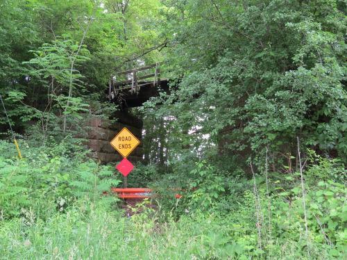 Black Bridge Osseo Michigan