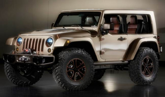 2018 Jeep Wrangler Redesign, Rumors
