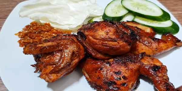 resep ayam bakar