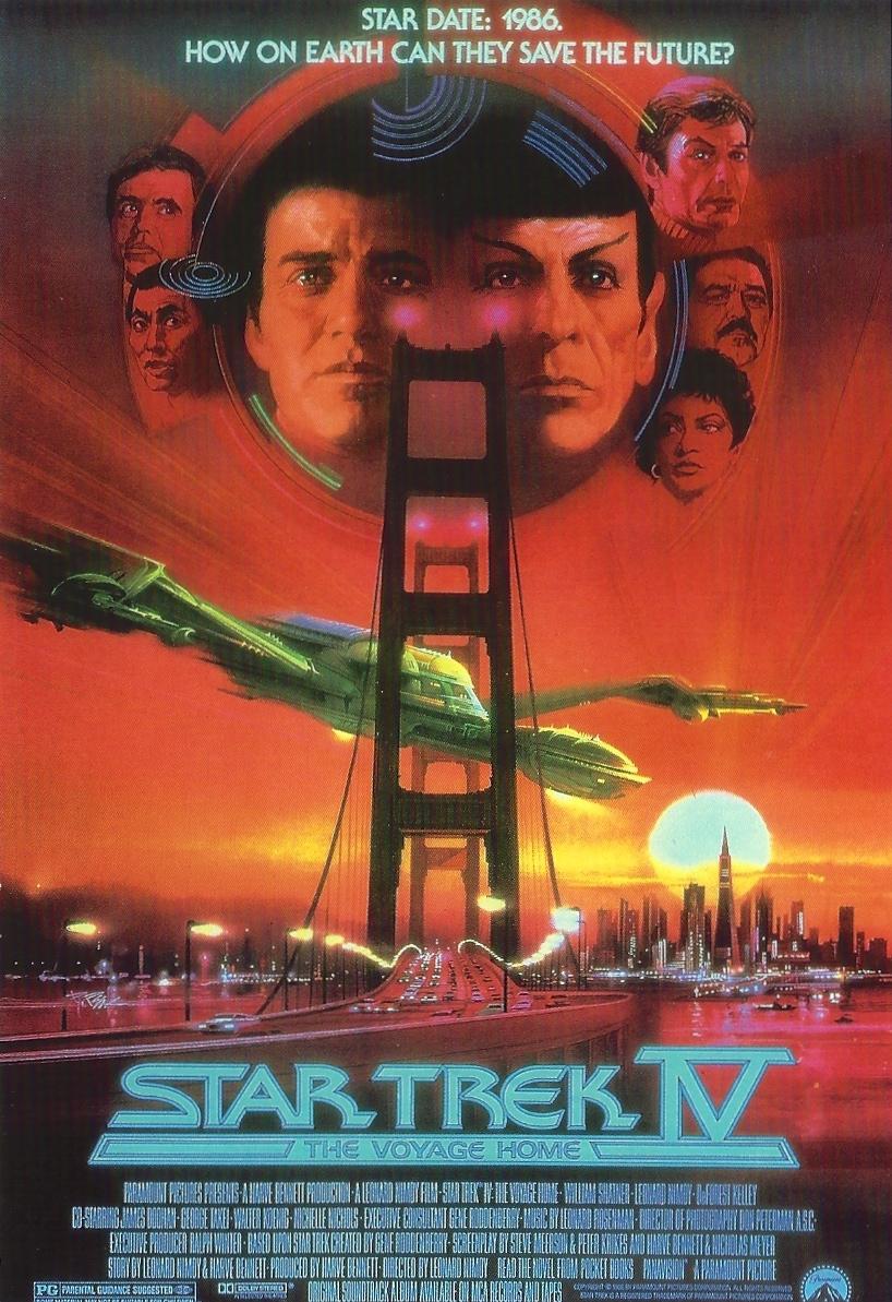 Star Trek 4 Neuer Film