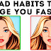 Eight Skin Habits That Make You Look Older