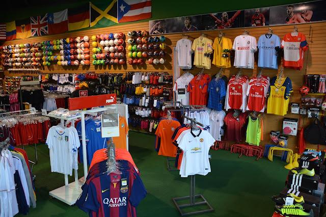 UltimateSoccerStore em Boca Raton
