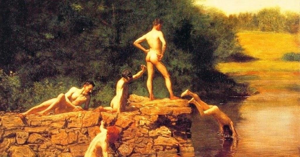 Machos nus: Walt Whitman, José Martí e Thomas Eakins