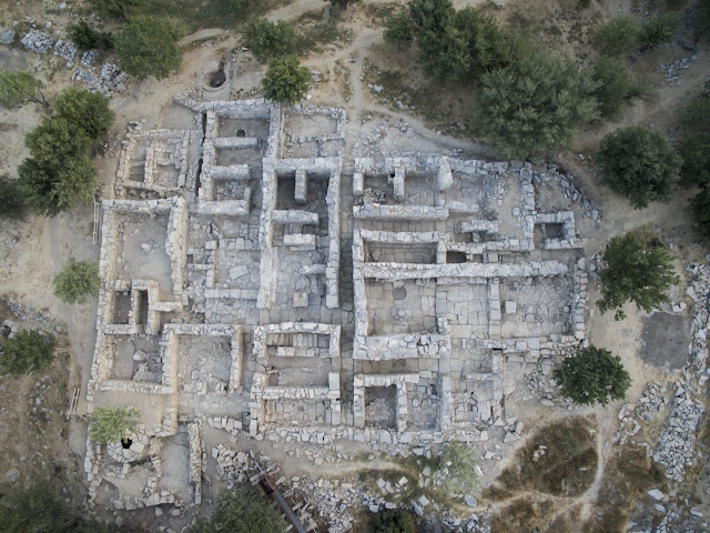 New evidence for the Minoan palace at Zominthos