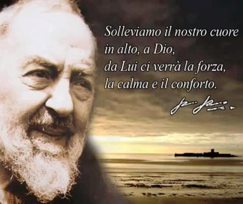 Frasi Per Defunti Padre Pio