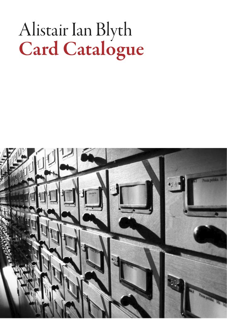 Alistair Ian Blyth - Card Catalogue