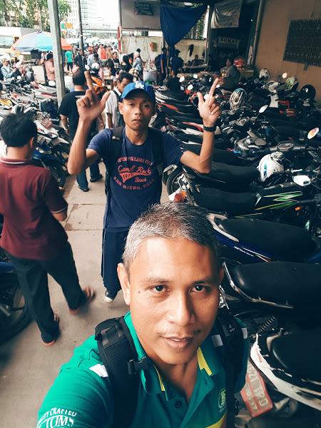 Lorong-lorong Pasar Senen