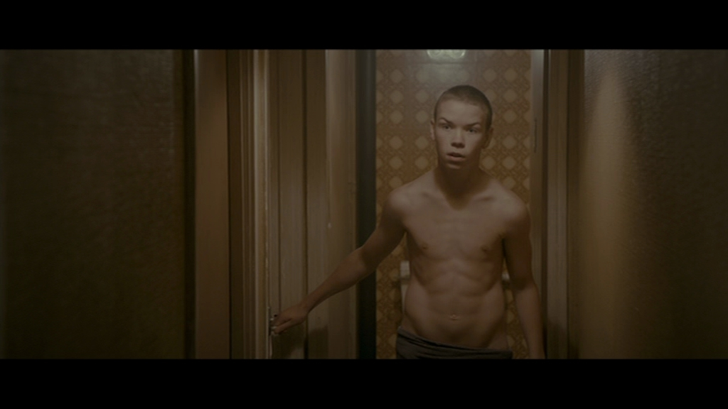 The Stars Come Out To Play: Will Poulter - Shirtless in