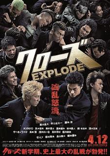 Crows Explode (2014) Sub Indo Film