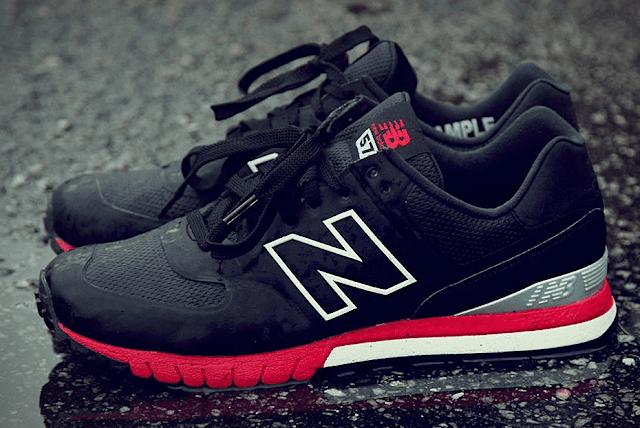 Model Sepatu NB kekinian