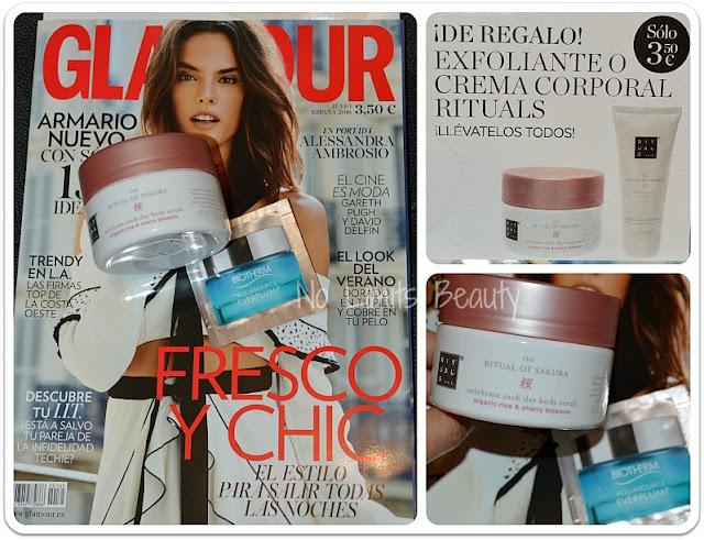 Regalos revistas julio 2016: Glamour