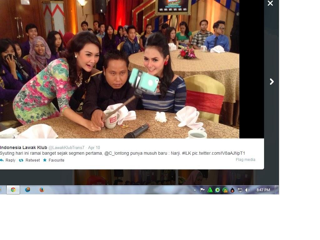 Immanuel Indonesia Lawak Klub MEI