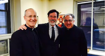 Colbert, Martin and Rosica