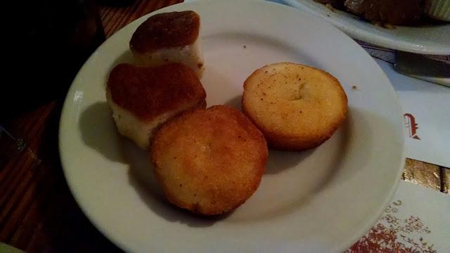 Кухня Півдня США - кукурудзяний хліб