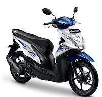 Honda BeAT eSP Putih biru