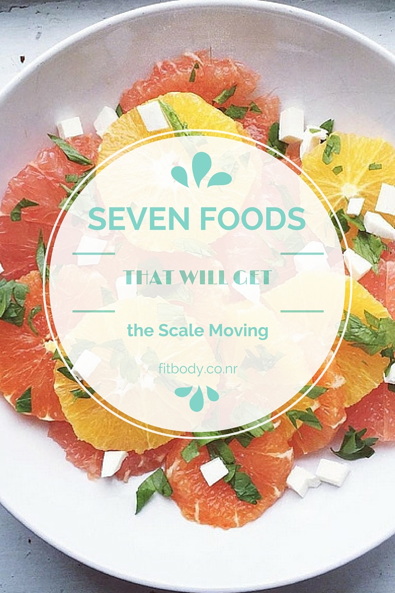 7 Foods That Will Get the Scale Moving