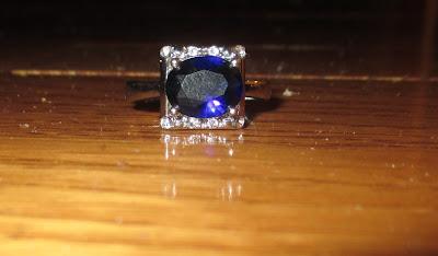 Jewel Scent ring