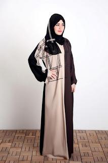 15 Model Abaya Modern Terbaru Paling Banyak Dicari Muslimah
