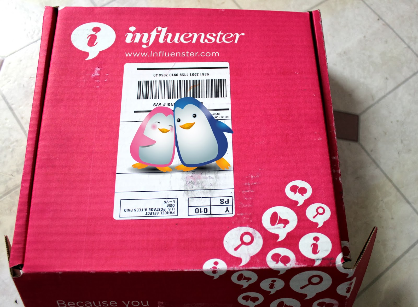 influenster j'adore voxbox review