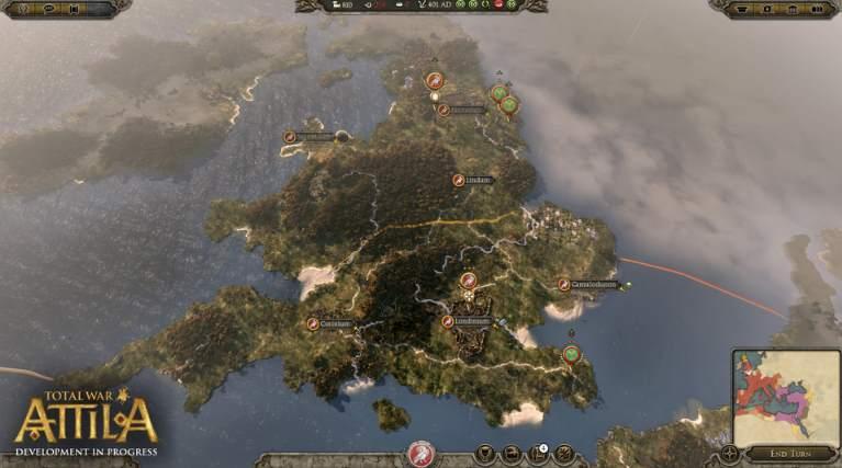Total War Attila PC Full Español