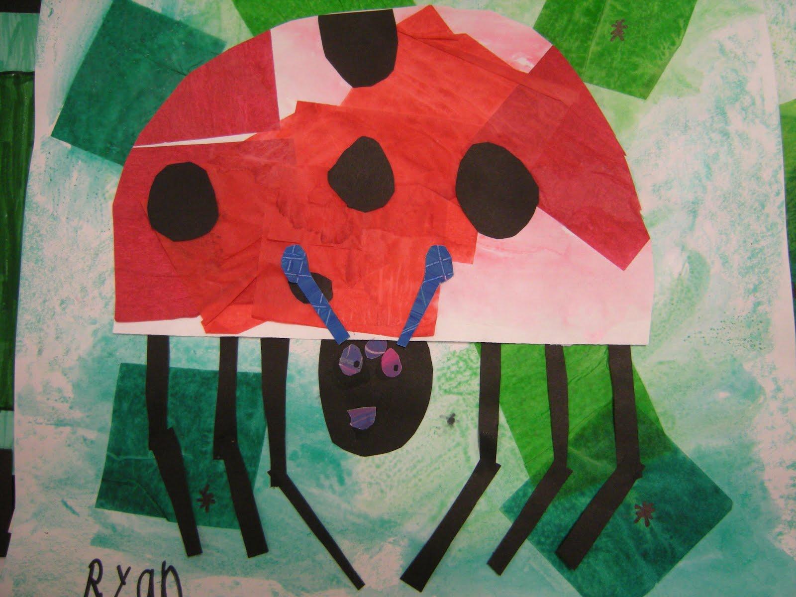 Artolazzi The Grouchy Ladybug