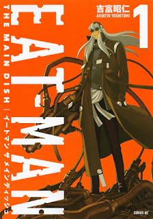 "El manga ""Eat-man The Main Dish"" de Akihito Yoshitomi vuelve en enero."