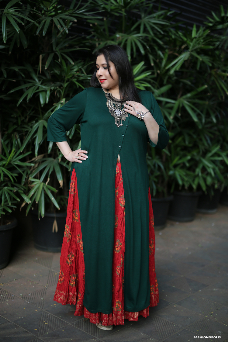 Plus Size Indian Fashion