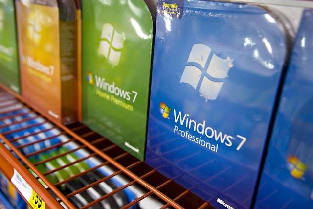 Sim das atualizações do Windows 7. Bora para o KDE Plasma