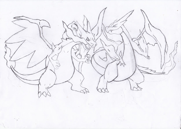 Coloriage Pokemon Mega Evolution  Colorier  Dessin  Imprimer  Pokemon  And Coloring Pages