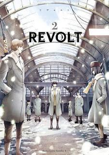 [草下シンヤ×高木秀栄] REVOLT 第01-02巻