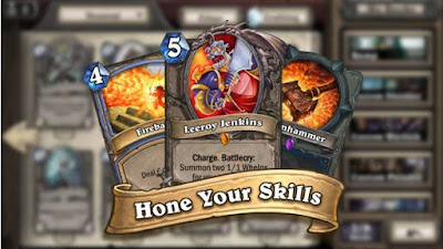 Hearthstone Heroes of Warcraft Mod Apk v6.0.13921 Free Download