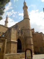 moschea selimiye nicosia