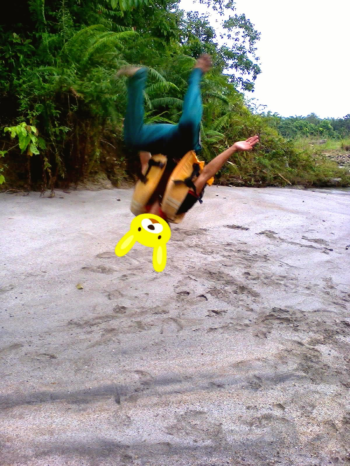 Oles Inang Mrambu Pakpak Musik Lae Kombih Rafting