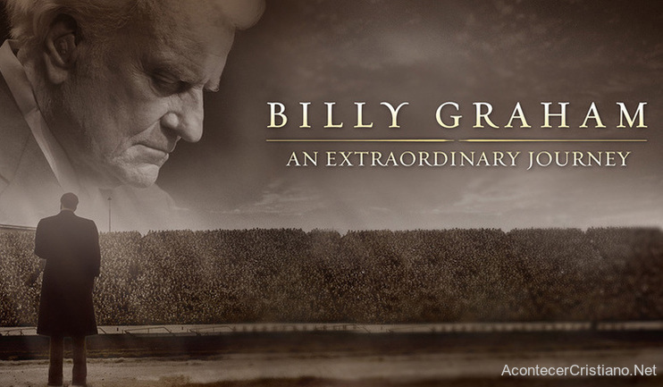 Película sobre la vida de Billy Graham