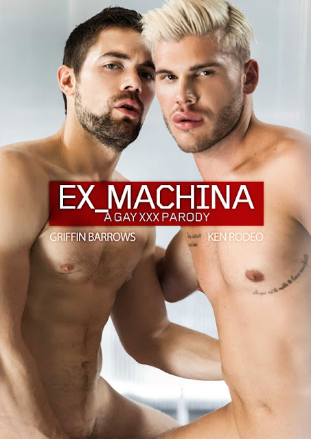 Ex-Machina | A Gay XXX Parody Part 4